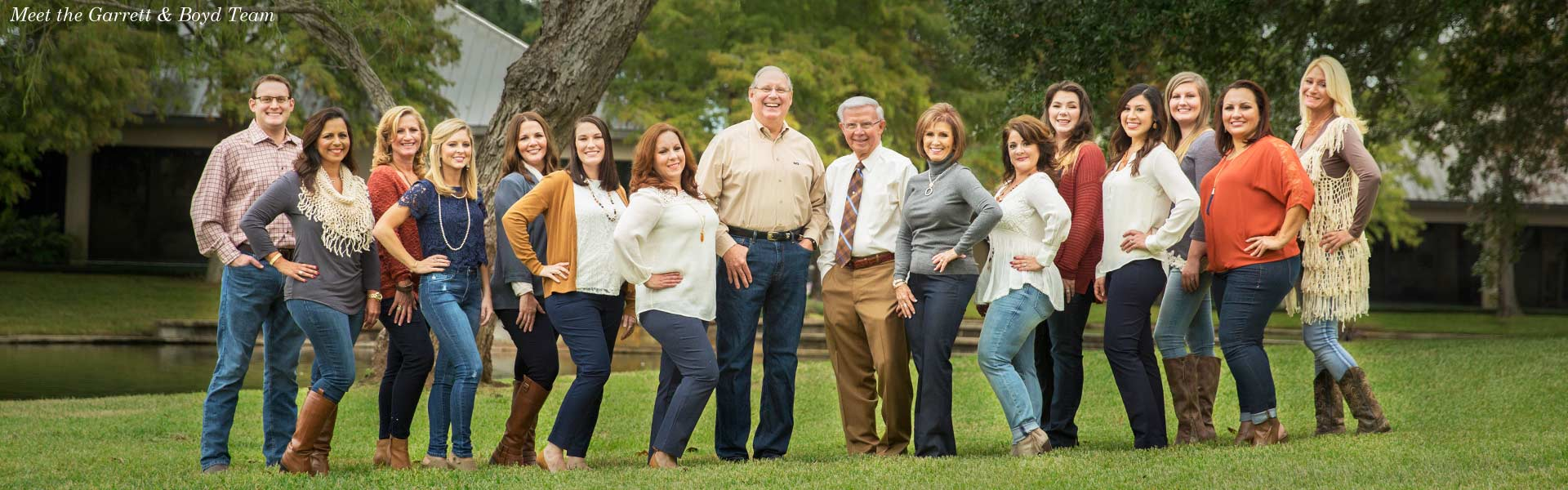 Meet the team Garrett & Boyd Orthodontics Rosenberg TX